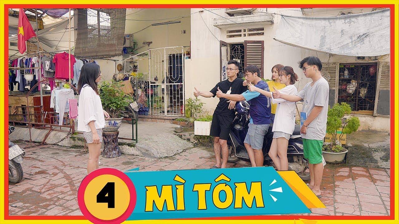 Mì Tôm 2 - Tập 4: Pass Wifi Bá Đạo Hack Não Gây Ức Chế Nhất - - Phim Hài Sinh Viên | SVM TV