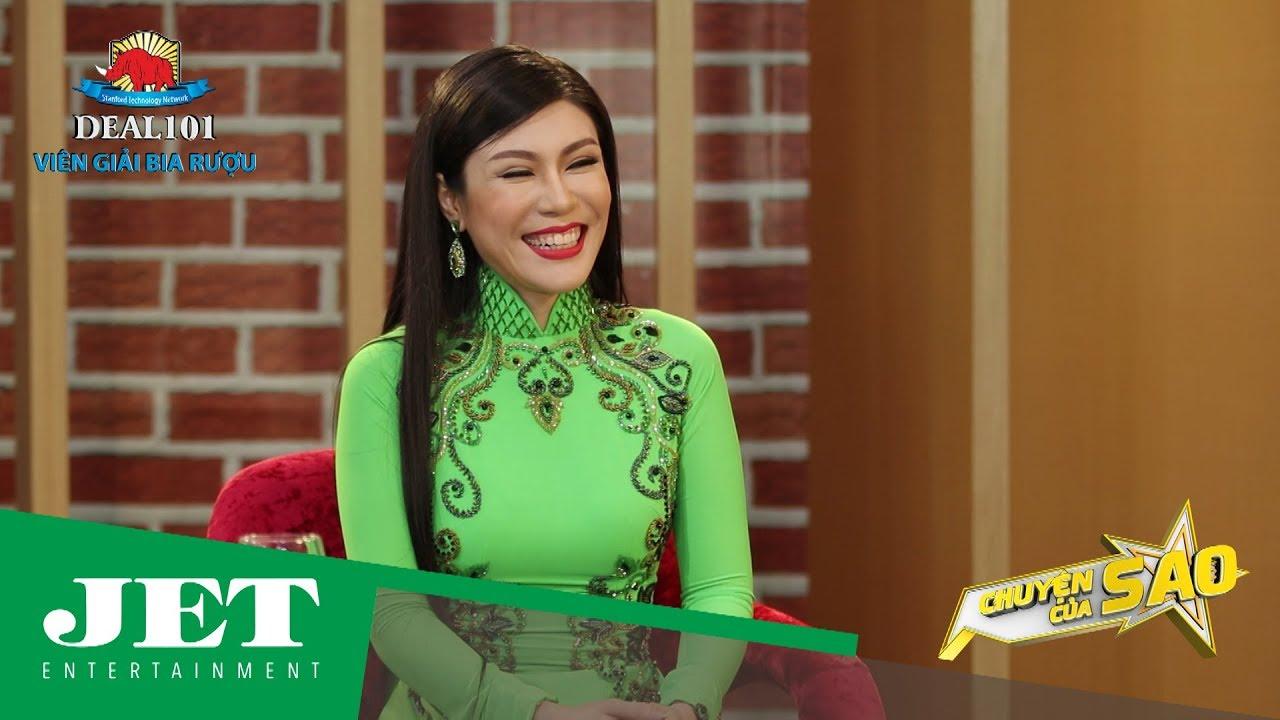 Mối tình 10 năm Uyên Trang yêu với Tấn Beo | Chuyện Của Sao 2018