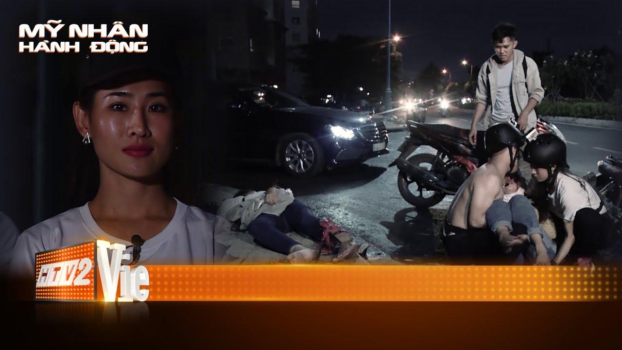 DJ Oxy đứng hình, khóc không ra tiếng vì tai nạn khó lường | #9 MỸ NHÂN HÀNH ĐỘNG