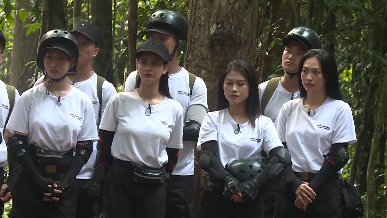 Mỹ Nhân Hành Động Tập 7 Trailer