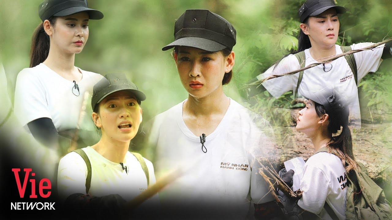 Thử thách khiến tình chị em sứt mẻ, Trương Quỳnh Anh ngậm ngùi chia tay Mỹ Nhân Hành Động