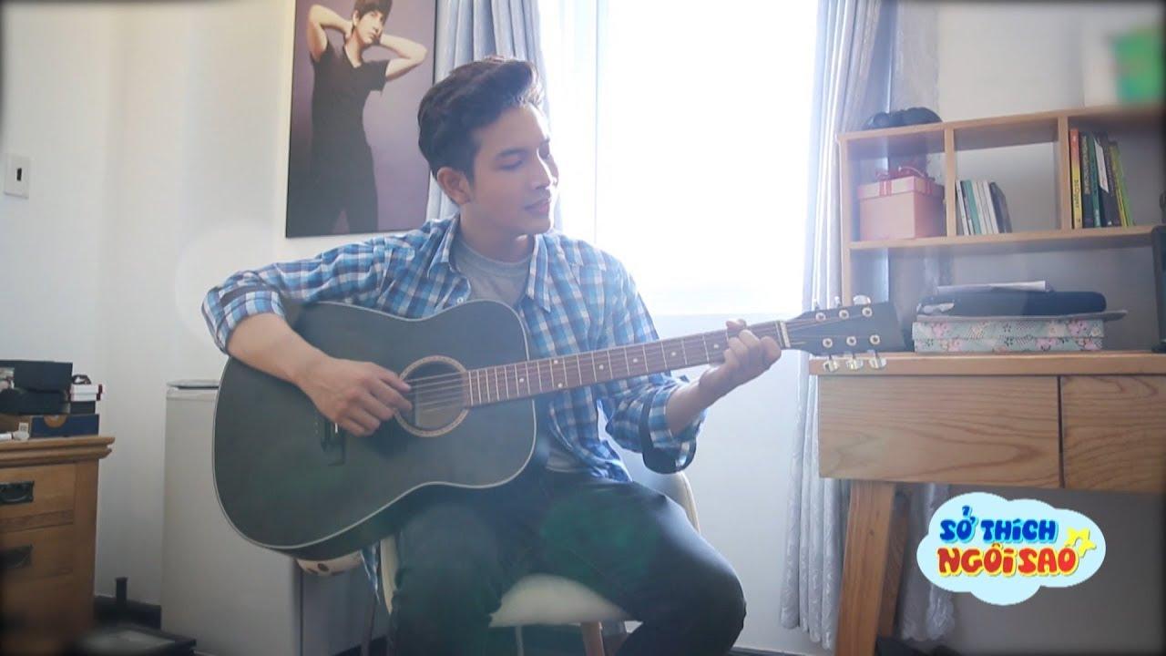 SỞ THÍCH NGÔI SAO - Lưu Quang Anh trổ tài chơi nhạc cụ, MC Quang Thái làm shipper