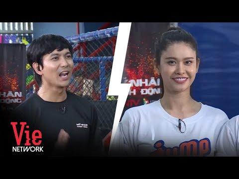 Trương Quỳnh Anh bất ngờ xuất hiện cùng TIM trong show thực tế Mỹ Nhân Hành Động 2019