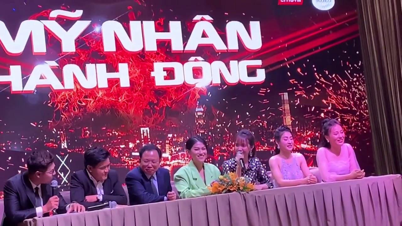 Trương Ngọc Ánh, Jang Mi, Ngọc Thanh Tâm, Phương Oanh, DJ Oxy kể chuyện hậu trường Mỹ nhân hành động