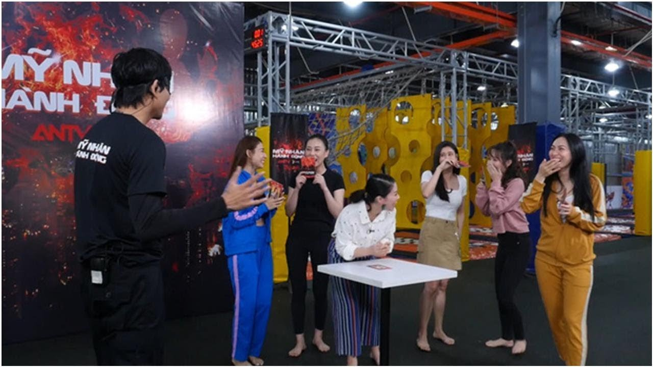 Đoạn phim không lên sóng của 'Mỹ nhân hành động': Trương Quỳnh Anh ngồi sụp xuống, muốn bỏ thi vì...