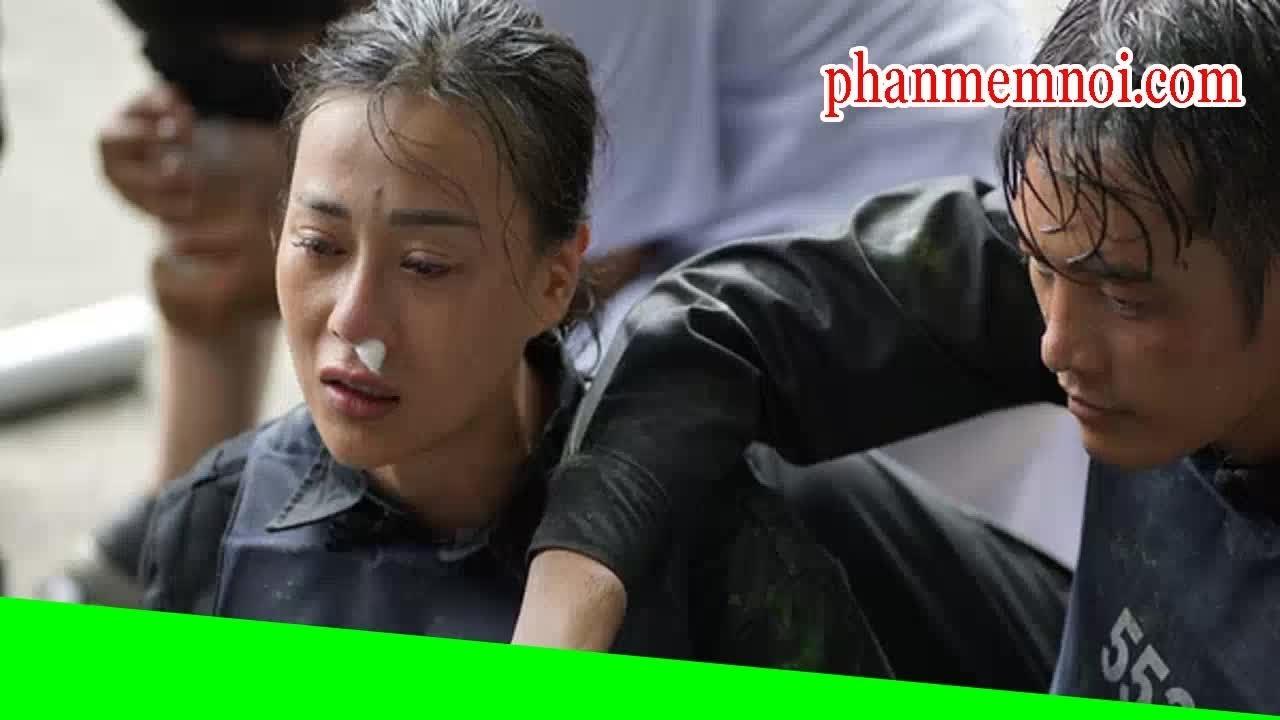 ✅ Mỹ nhân hành động: Phương Oanh òa khóc nức nở vì bị chấn thương