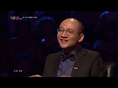 VTV3 - Ai là triệu phú 12/06/2018