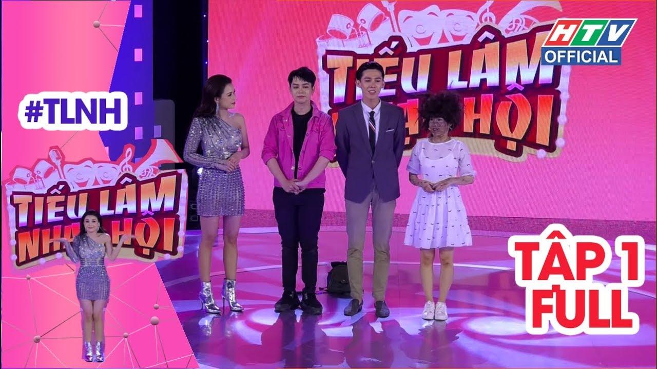 TIẾU LÂM NHẠC HỘI | Thánh taxi Tuấn Kiệt trở lại làm tướng cướp cô đơn | TẬP 1 FULL | #HTV TLNH