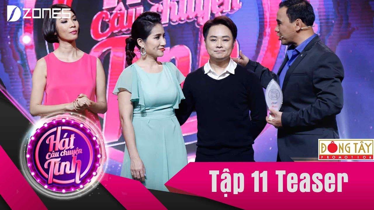 Hát Câu Chuyện Tình   Tập 11 Teaser   Mai Hồ, Tiêu Châu Như Quỳnh, Đông Quân, Tòng Sơn (30/12/2017)
