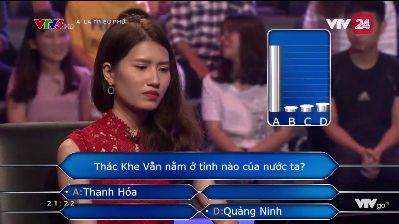 Ai Là Triệu Phú: Tin tưởng 100% sự lựa chọn của khán giả trường quay và cái kết đắng | VTV24