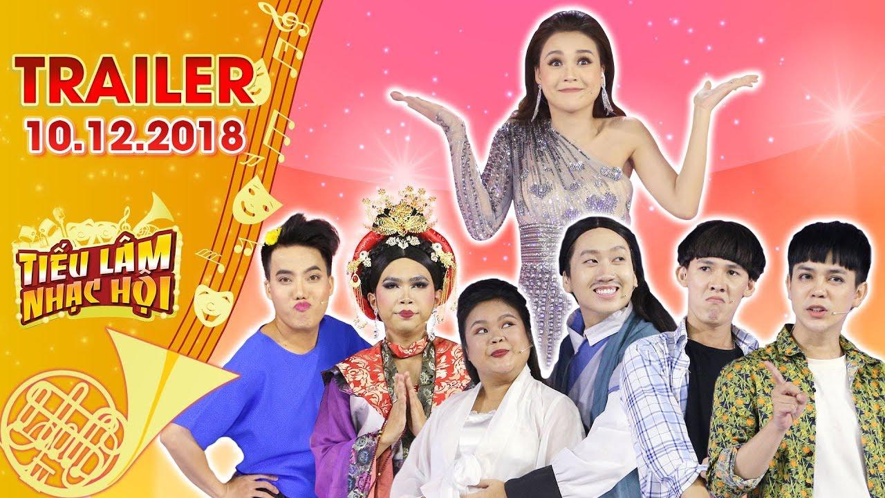 Tiếu lâm nhạc hội |Trailer:Phát La, Duy Khương,Tuấn Kiệt, Minh Dự bùng nổ sân khấu cùng các nhóm hài