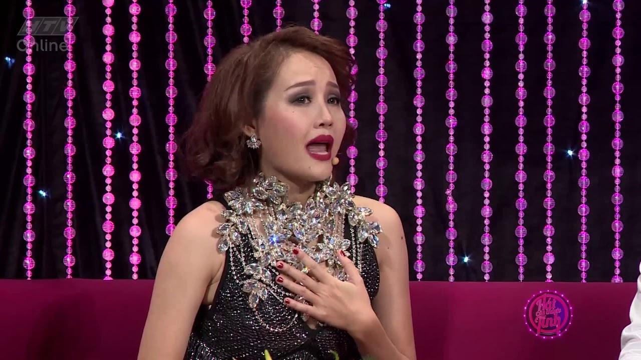 HTV HÁT CÂU CHUYỆN TÌNH 2017 | Diễm Phương - Quang Huy 2 lần chia tay trong nước mắt | HCCT