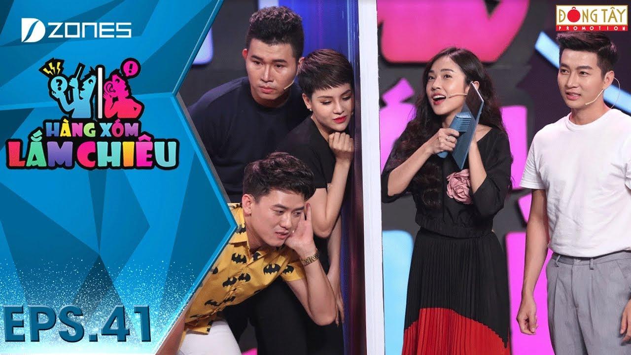 Hàng Xóm Lắm Chiêu Mùa 4 | Tập 41 Full: Mi Soa, Nam Hee, Thùy Trâm, Phạm Anh (18/05/2018)