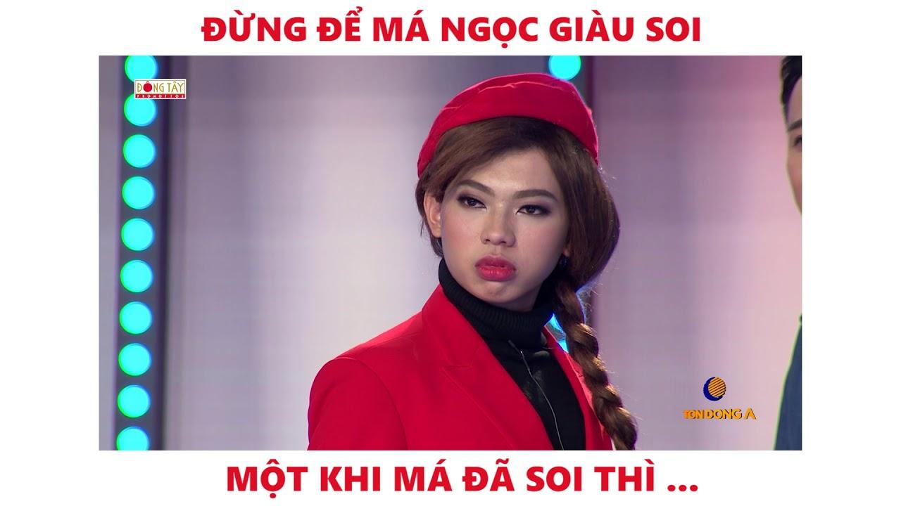Ngọc Giàu, Việt Hương ngất xỉu vì Như Quỳnh   Người Bí Ẩn 2018