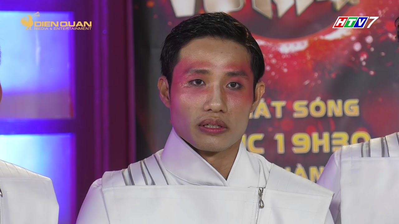 Đấu trường võ nhạc | hậu trường tập 7: Nhóm Tre Việt chia sẻ cảm xúc sau phần thi tại vòng 2