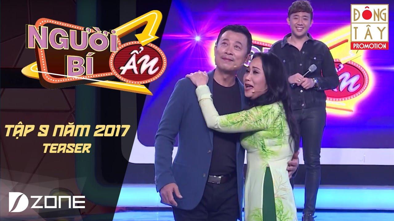 Người Bí Ẩn 2017   Tập 9   Teaser: Nghệ sĩ Trung Dân & Thanh Hằng (07/05)