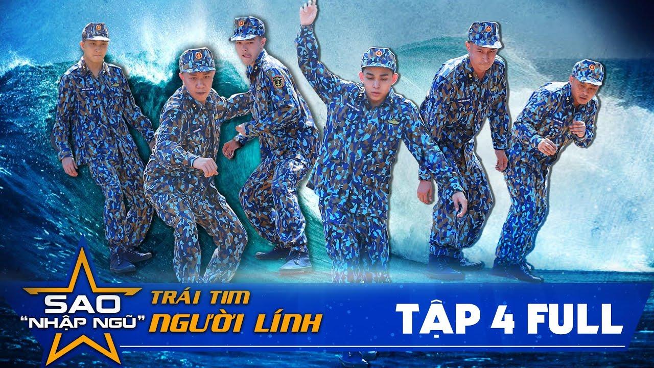Sao nhập ngũ 2019   Tập 4 Full   B Trần bị phê bình, La Thành kể chuyện buồn mà ai cũng cười sặc