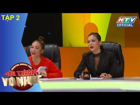 HTV ĐẤU TRƯỜNG VÕ NHẠC | Ấn tượng với nhóm võ sinh từng nghiện game | DTVN #2 FULL | 21/4/2018