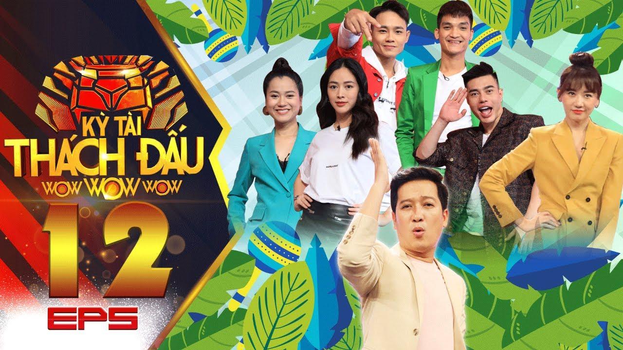 Kỳ Tài Thách Đấu | Mùa 3 - Tập 12: Trường Giang bóc mẽ Lê Dương Bảo Lâm, Hari Won ăn gian trắng trợn