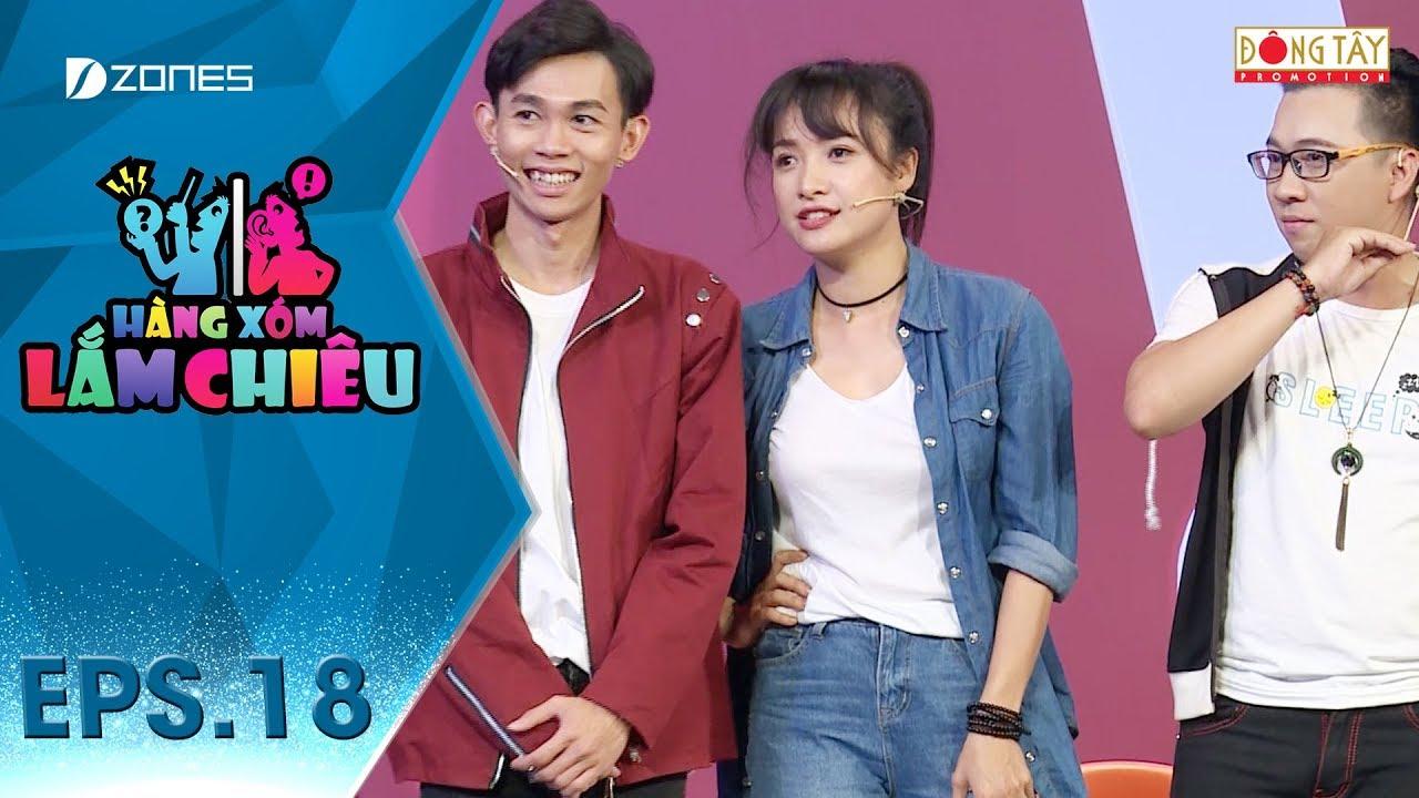 Hàng Xóm Lắm Chiêu Mùa 4 | Tập 33 Full: Xuân Tiến, Bê La, Hùng Cường, Thảo Nguyên (23/03/2018)