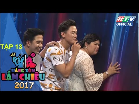 HTV HÀNG XÓM LẮM CHIÊU | Hữu Tín - Phương Lan, Phạm Hy - Tuyền Mập | HXLC #13 FULL | 18/9/2017