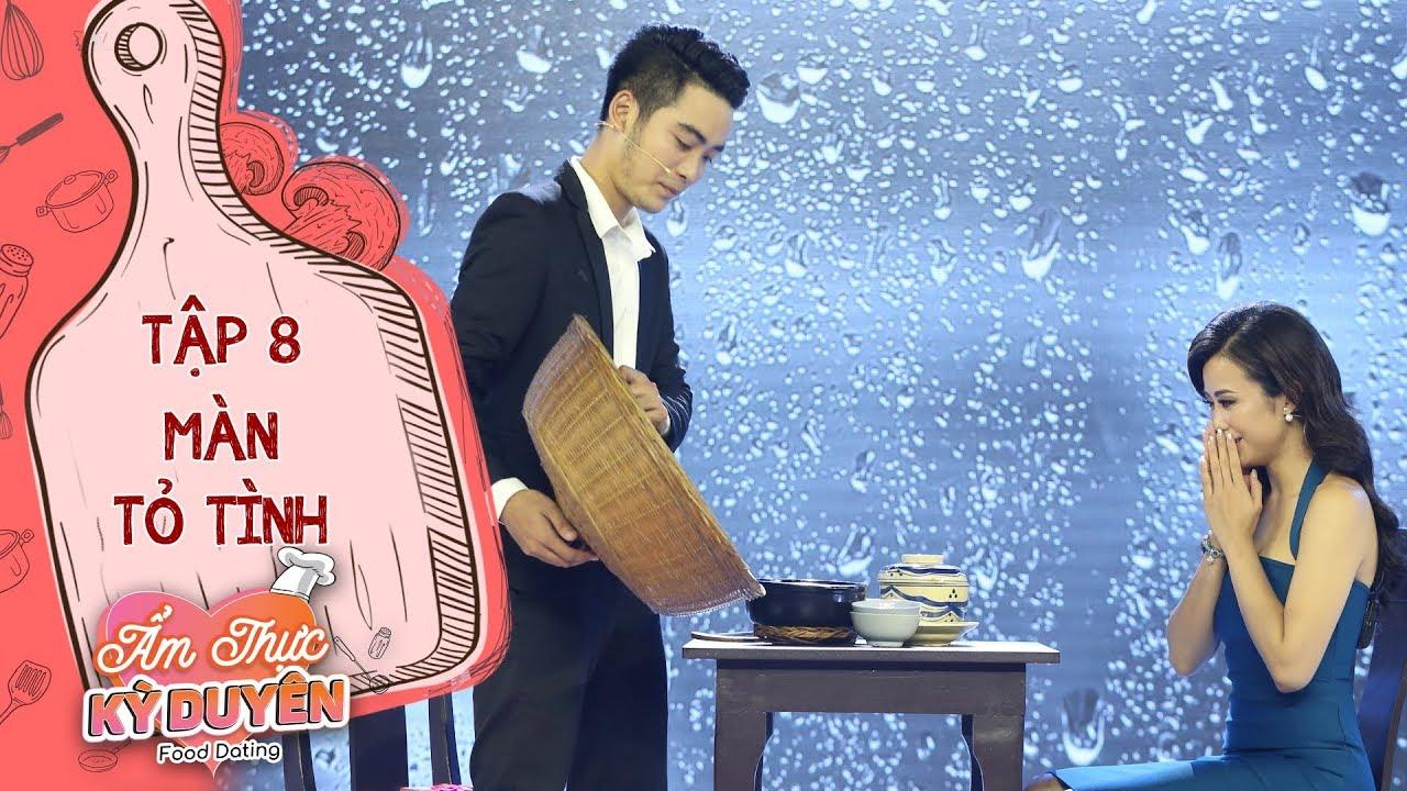 Ẩm thực kỳ duyên|Tập 7 màn tỏ tình: Tuyết Nhi nghẹn ngào với bữa cơm ấm cúng của Thanh Sang