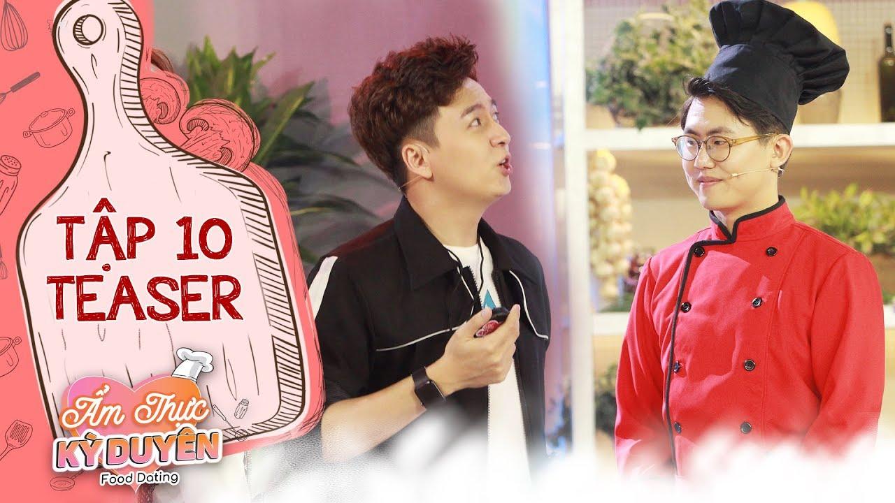 Ẩm thực kỳ duyên |Teaser tập 10: Ngô Kiến Huy trở thành thông dịch viên cho chàng trai xứ sở kim chi