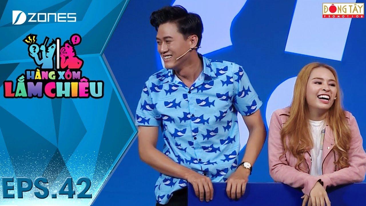 Hàng Xóm Lắm Chiêu Mùa 4 | Tập 42 Full: Bảo Trâm, Đăng Quang, Yến Xuân, Hoàng Nguyên (25/05/2018)