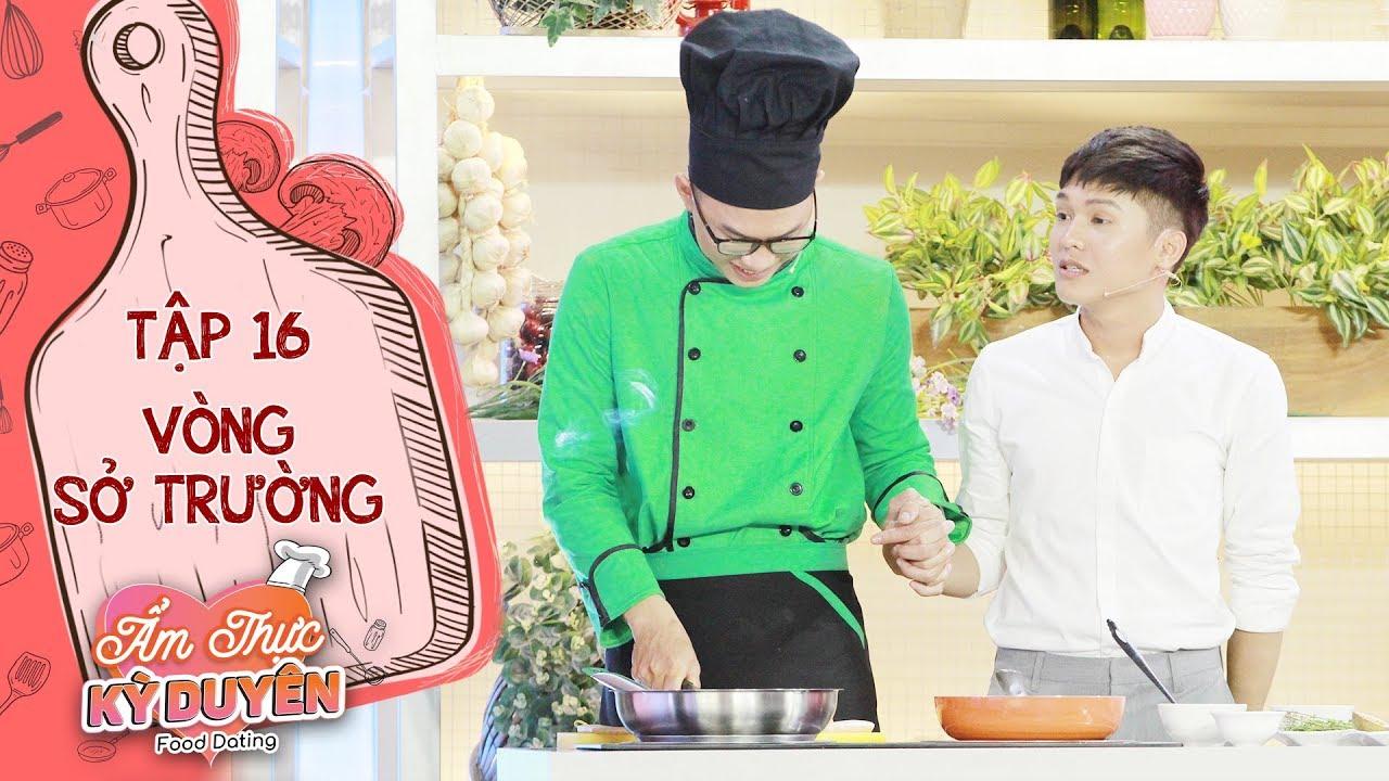 Ẩm thực kỳ duyên|Tập 16 vòng sở trường: Thanh Sang mê tít món Cá hồi sốt chanh dây của Phi Hùng
