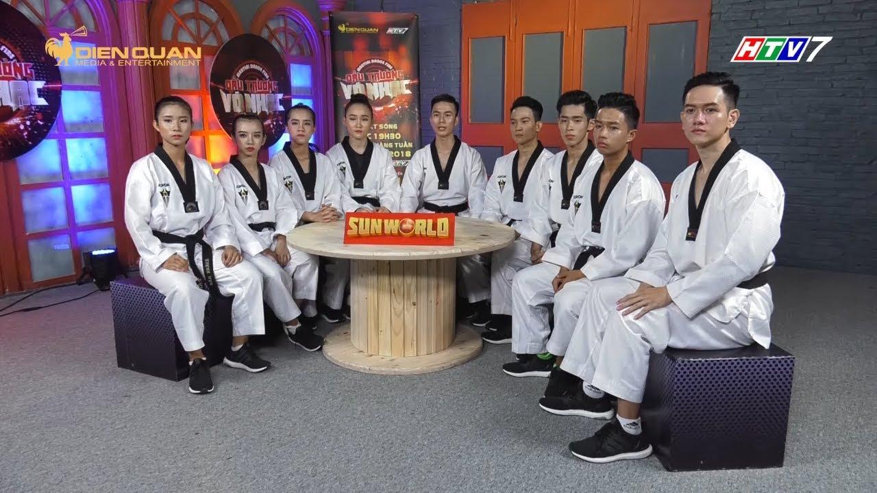 Đấu trường võ nhạc | hậu trường tập 4: nhóm Chấn Hưng bật mí bí mật khiến mọi người đều bất ngờ