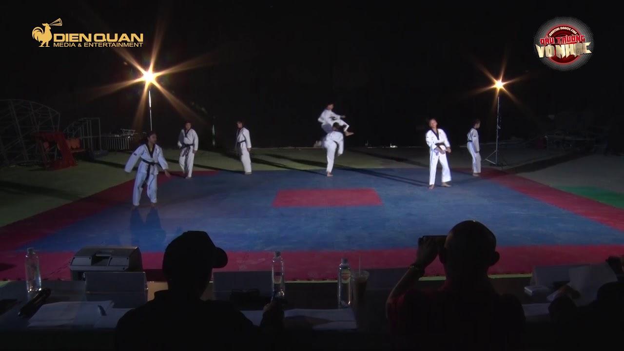 Đấu trường võ nhạc | Câu lạc bộ Lư Hải - quận Gò Vấp
