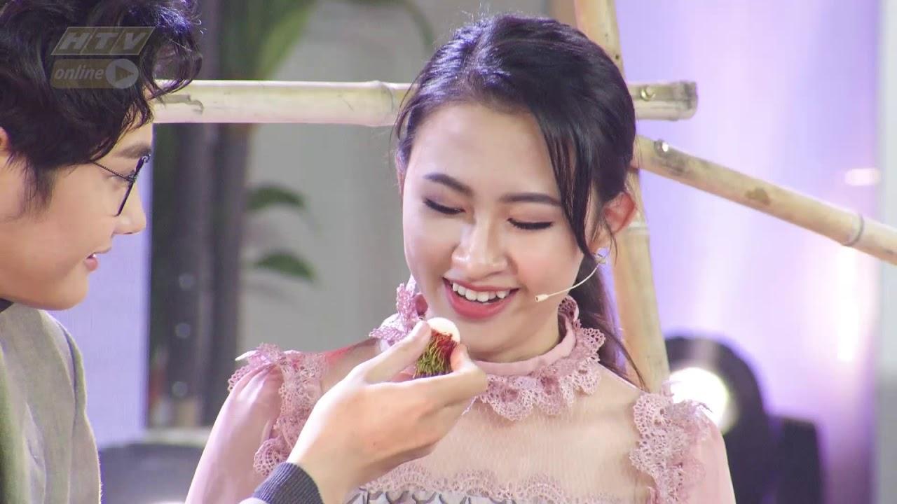 LuAn tuyên bố không để bạn gái ra về cùng người khác | ẨM THỰC KỲ DUYÊN |TẬP 3 #ATKD HTV |12/10/2018