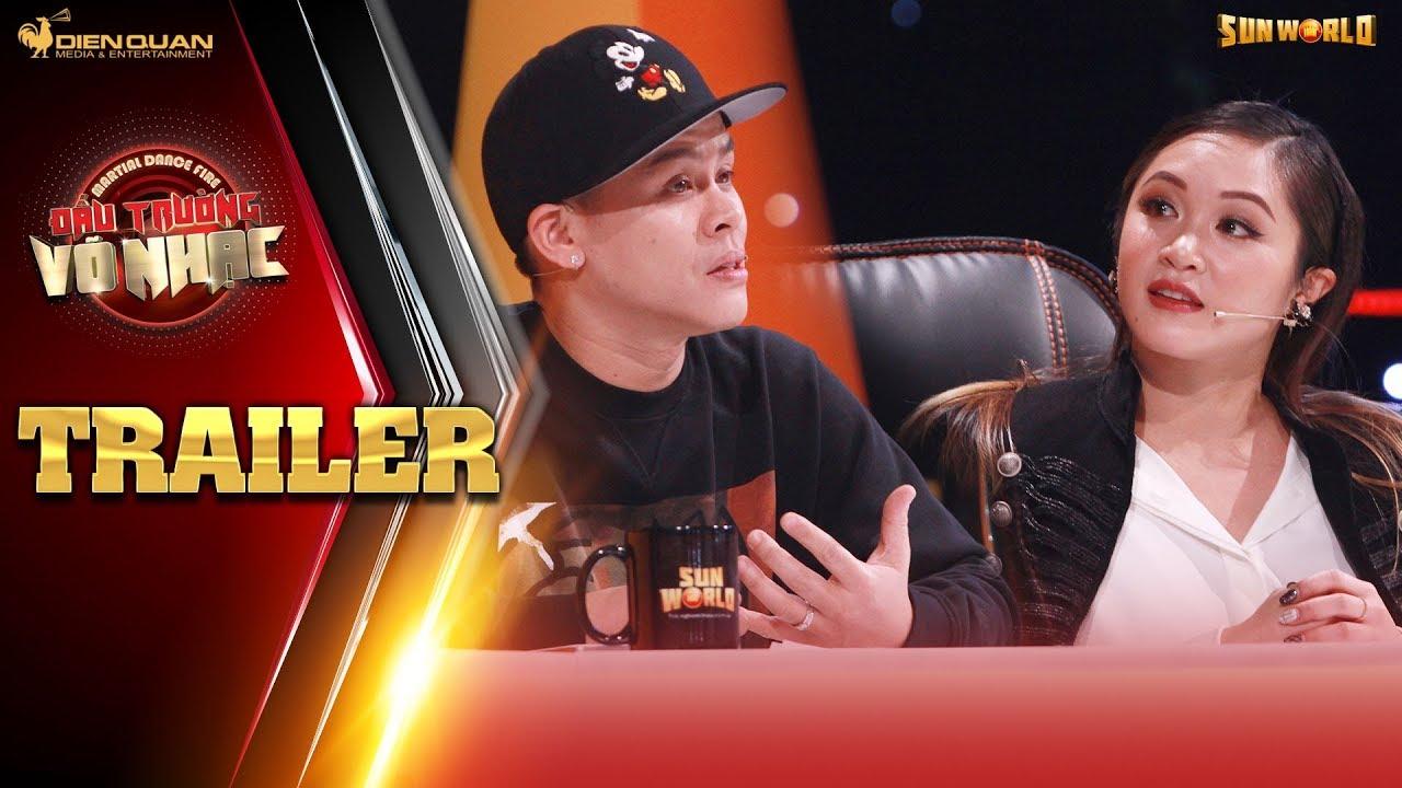Đấu trường võ nhạc | teaser tập 7: Gemma, John Huy Trần bất ngờ và thất vọng khi có nhóm bỏ cuộc?