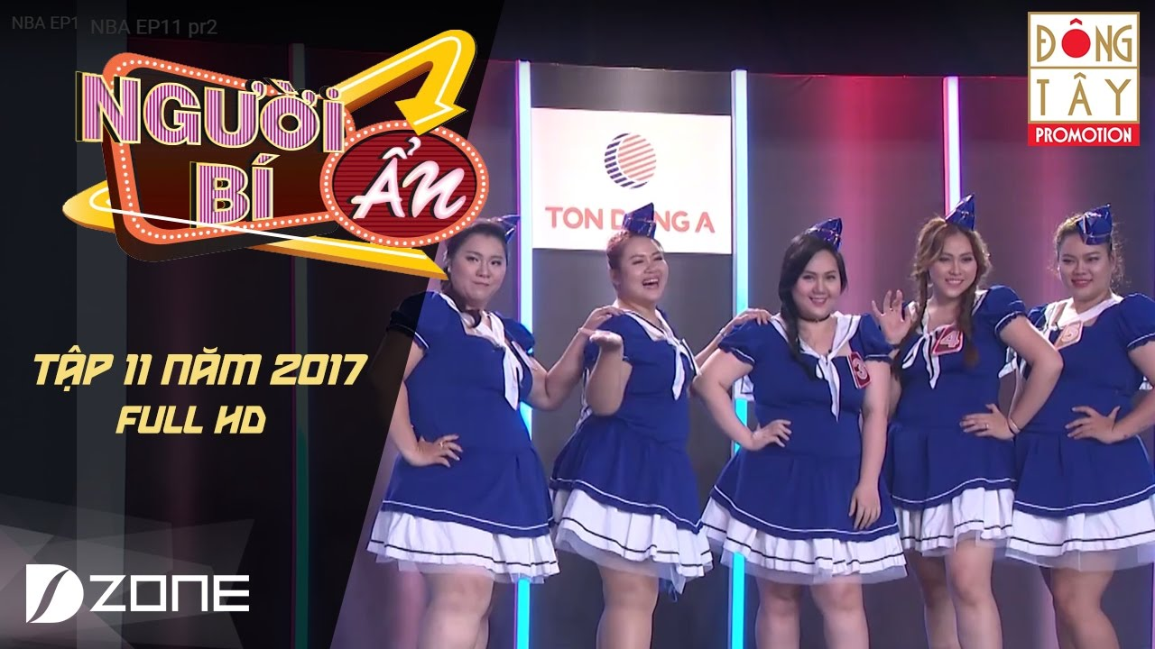 Người Bí Ẩn 2017 l Tập 11 l Vòng 2: Ai là hoa hậu siêu vòng 3? (21/5)