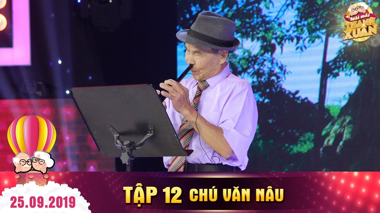 Mãi mãi thanh xuân 2| Tập 12: Văn Anh, Kim Tử Long ngưỡng mộ chú 85 tuổi thổi sáo bằng mũi cực đỉnh