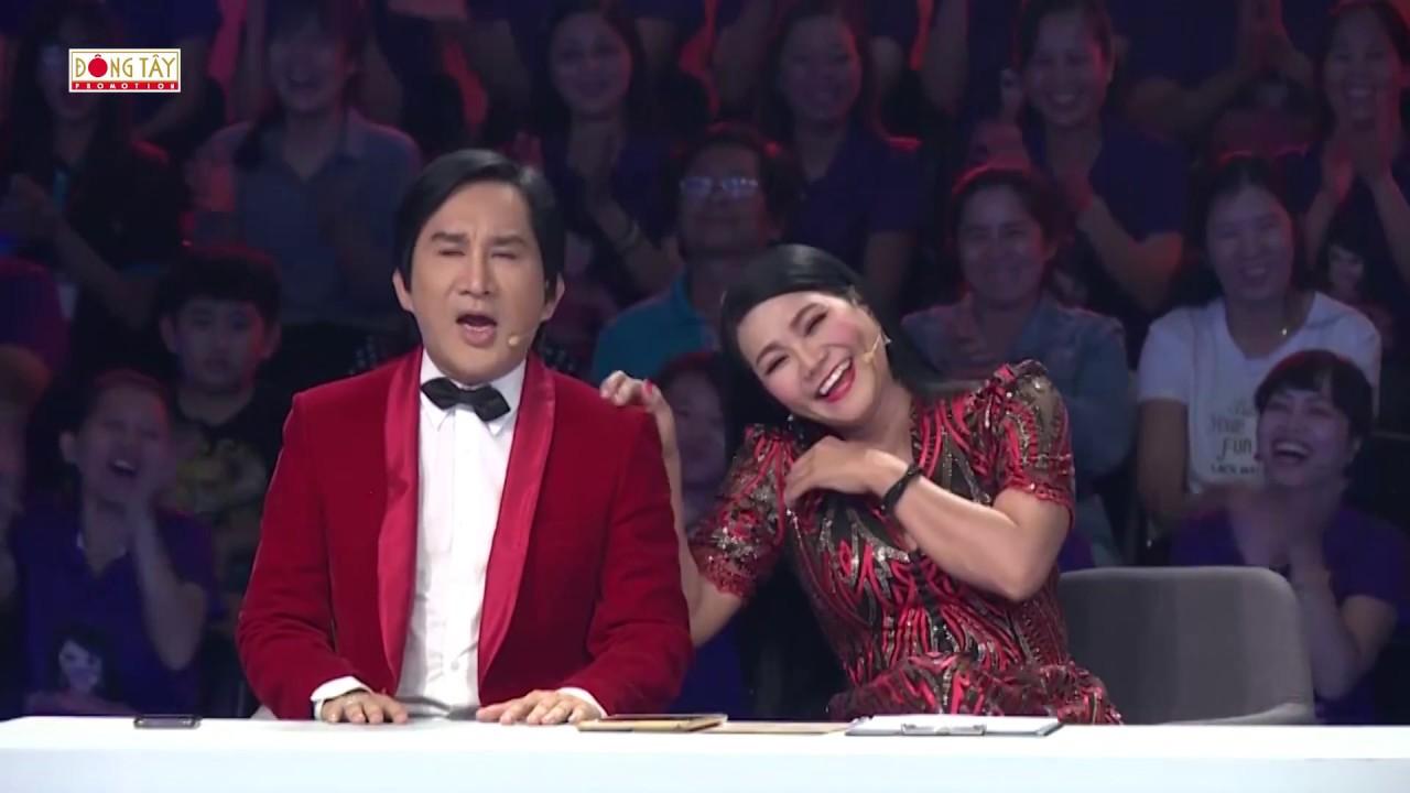 Ngọc Huyền nói lời yêu với Kim Tử Long | Người Bí Ẩn 2018