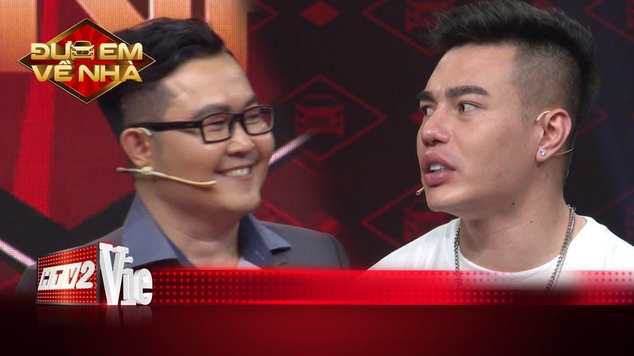 Lê Dương Bảo Lâm tranh thủ bắt mối, xin số điện thoại người chơi nhờ sửa nhà dột | #9 ĐƯA EM VỀ NHÀ