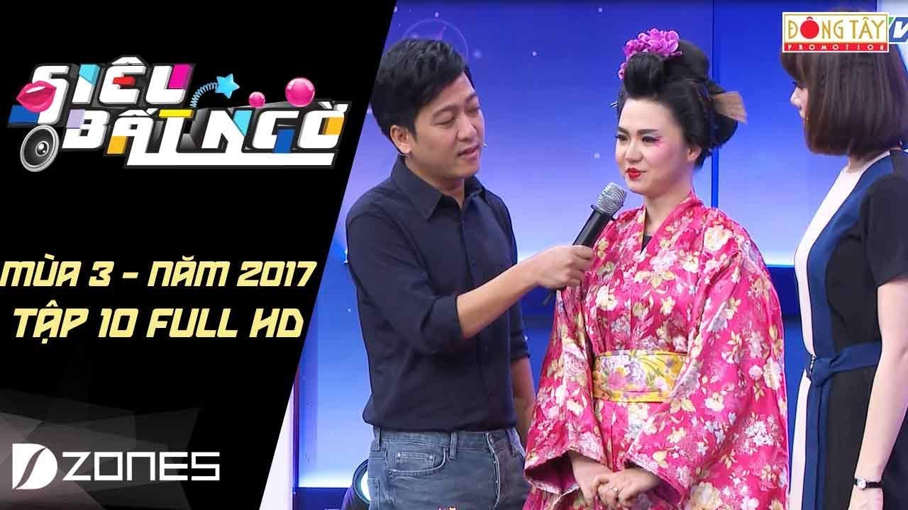 Cô Gái Thổi Hồn Cho Cơm | Siêu Bất Ngờ Mùa 3 | Tập 10 (17/10/2017)