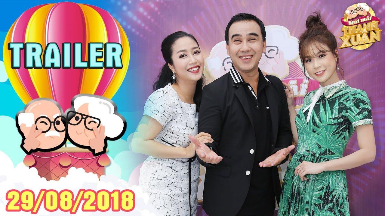 Mãi mãi thanh xuân | Trailer: Quyền Linh, Ốc Thanh Vân, Sam nể phục trước các tài năng lớn tuổi