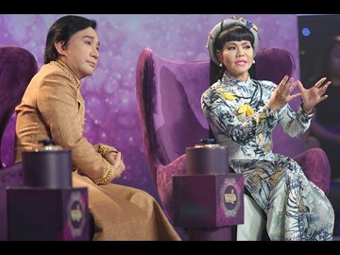 Đường đến danh ca vọng cổ: Ngọc Huyền, Kim Tử Long tranh luận trên ghế 'nóng'