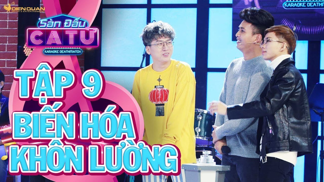 Sàn đấu ca từ 2 | tập 9 vòng 4: Hồ Quang Hiếu bày tỏ mong muốn đối thủ hát sai ở vòng quyết định