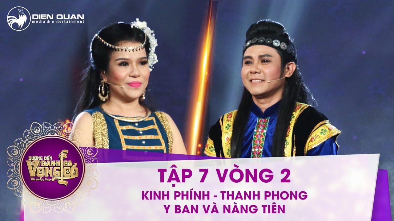 Đường đến danh ca vọng cổ | tập 7: Thanh Phong, Kim Phính - Y Ban và nàng tiên