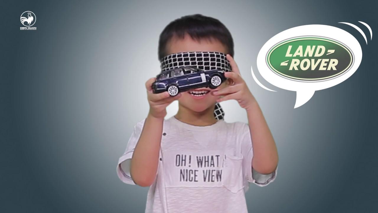 """Biệt tài tí hon   """"Thần đồng Bolero 4 tuổi"""" bất ngờ thể hiện khả năng nhận đoán nhãn hiệu xe hơi"""
