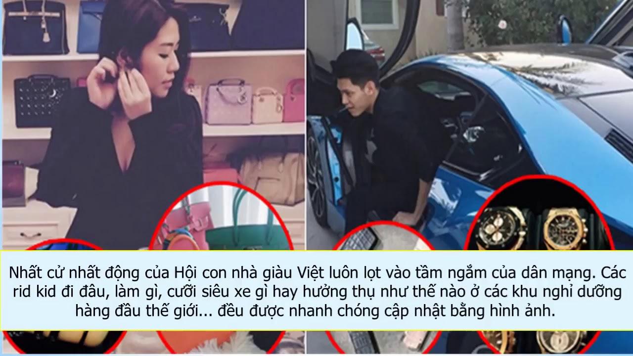 Bạn gái Huy Trần ( Người ấy là ai ) - Richkid Việt Nam Lê Thảo Nhi