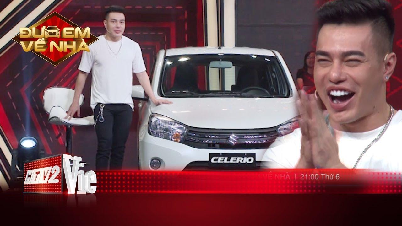 Lê Dương Bảo Lâm đổi nghề, từ diễn hài thành người mẫu quảng cáo xe hơi | #9 ĐƯA EM VỀ NHÀ