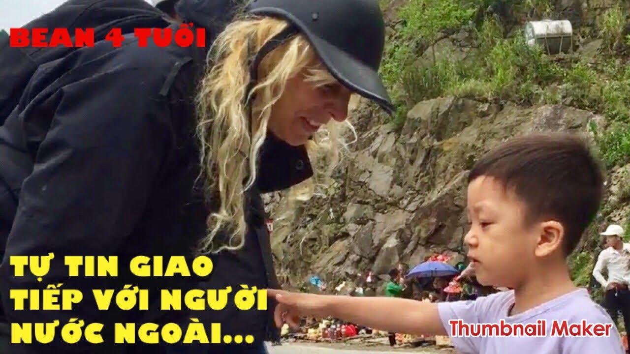 Biệt tài tí hon Quang Bình (Bean 4 tuổi) ✅ Thần đồng ngoại ngữ ✅ Nói tiếng anh như người bản địa