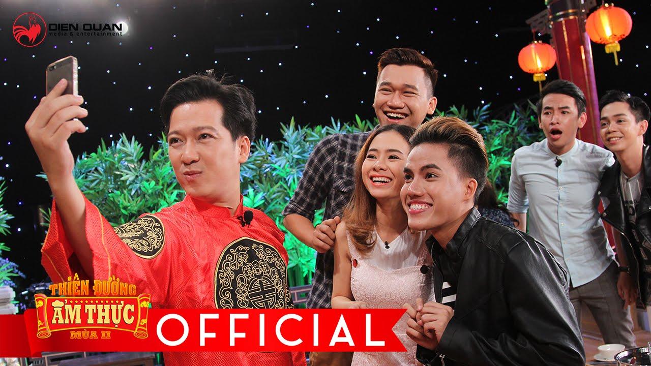 Thiên đường ẩm thực 2 | teaser tập 3: dàn thí sinh Đấu Trường Tiếu Lâm diện kiến Ông Hoàng.