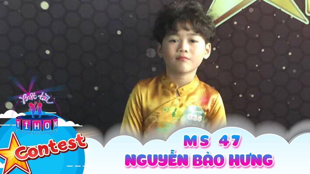 Biệt tài tí hon online   MS 47: Nguyễn Bảo Hưng