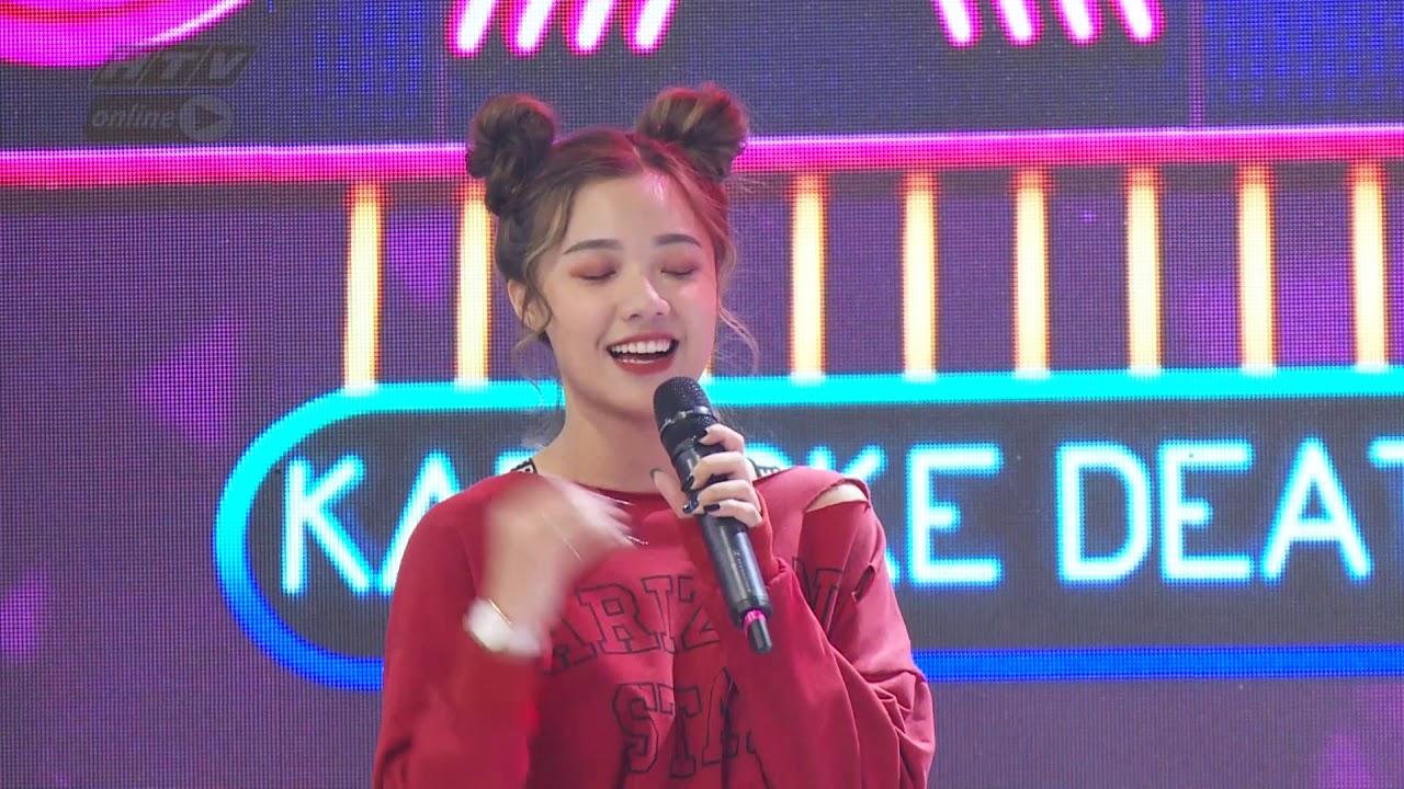 Fanny nhảy siêu hit Cheer up của TWICE | SÀN ĐẤU CA TỪ | SDCT #4 MÙA 3 | 10/5/2019