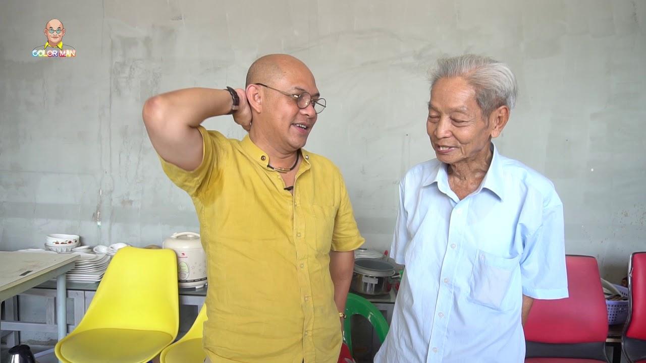 Chú Trung Chánh, fan hâm mộ lớn tuổi nhất của Color Man tham gia show hot Mãi Mãi Thanh Xuân